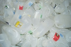 Plastic Type 2 HDPE Natural 2