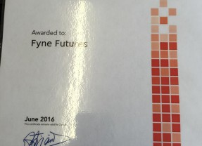 Re-certification of Revolve and EFQM
