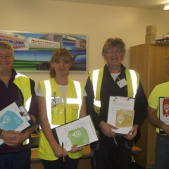Good Neighbours Support Recycling Trial