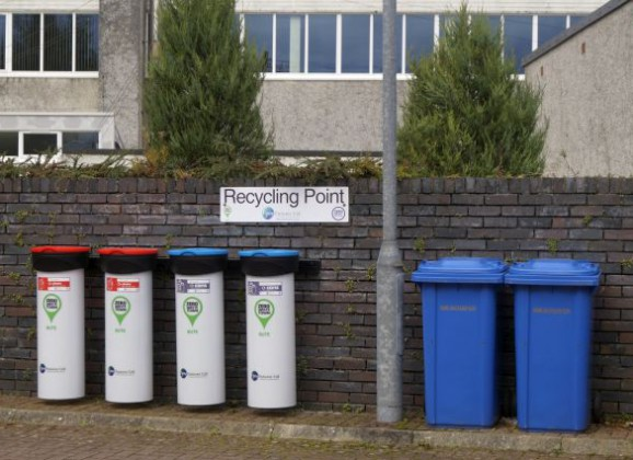 What you can and cant recycle on Bute