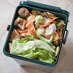 How many tonnes of food does the UK waste?