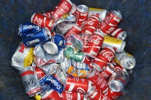 Aluminium Cans 1