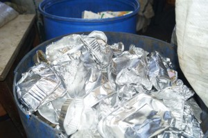 Aluminium Foil 1