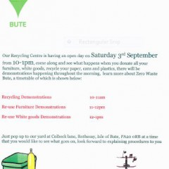 Recycling Open Day