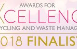 Recycling team receive national recognition